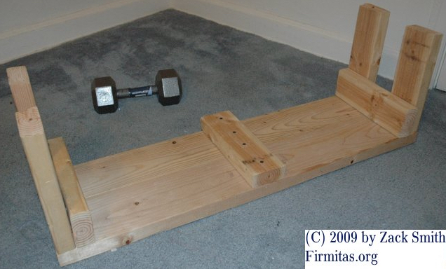 Woodworking wooden weight bench plans PDF Free Download